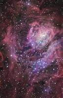 Central region of the Lagoon Nebula by R Jay GaBany - various sizes