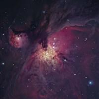 Orion Nebula V Fine Art Print