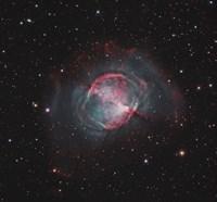 Dumbbell Nebula I Fine Art Print
