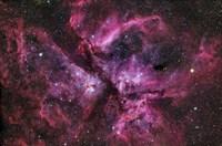 NGC 3372, The Eta Carinae Nebula II Fine Art Print