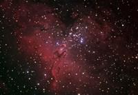Eagle Nebula I by R Jay GaBany - various sizes