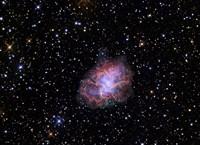Crab Nebula by R Jay GaBany - various sizes