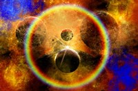 Creation of new star systems within a vast Gaseous Nebula by Mark Stevenson - various sizes