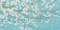 April Breeze I Teal by James Wiens - various sizes, FulcrumGallery.com brand