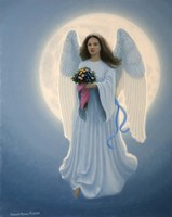 Moon Angel by Richard Burns - various sizes