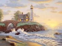 Lighthouse Point Fine Art Print