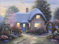 Hutchinson Cottage by Richard Burns - various sizes