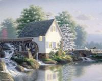 The Miller's Pond Fine Art Print