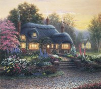 Boyville Cottage (Twighlight) by Richard Burns - various sizes