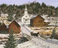 O'Er The Hills We Go by Bill Breedon - various sizes