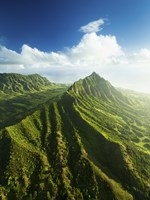 Kualoa Valley Fine Art Print