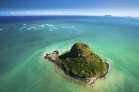 Chinaman's Hat by Cameron Brooks - various sizes