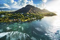 Diamond Head Sunrise Fine Art Print