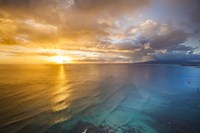 Gold Coast Sunset 2 by Cameron Brooks - various sizes