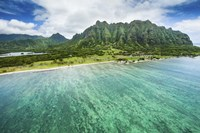 Kualoa Beach by Cameron Brooks - various sizes