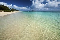 Lanikai Beach by Cameron Brooks - various sizes