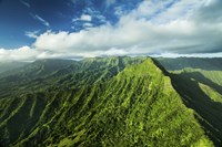 Kaaawa Valley Peak by Cameron Brooks - various sizes