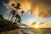 Kahala Beach by Cameron Brooks - various sizes