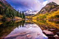 Maroon Bells by Dan Ballard - various sizes