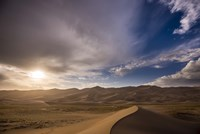 The Great Dunes Fine Art Print