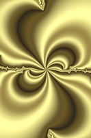 Twirls Gold by DesignPics - various sizes