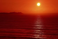 Red Seascape by Stephen Walton - various sizes