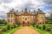 Stately Home 1 Fine Art Print
