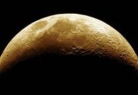 Moon 5 by Stephen Walton - various sizes, FulcrumGallery.com brand