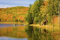 Athens Pond, VT by Stephen Goodhue - various sizes - $30.49