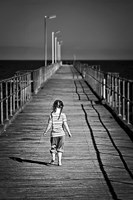 Lonely Jetty by SD Smart - various sizes