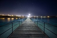 Port Noarlunga After Dark by SD Smart - various sizes