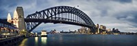 Sydney Harbour by SD Smart - various sizes - $29.99
