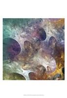 "Lunar Tiles IV by James Burghardt - 13"" x 19"""