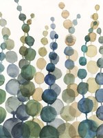 Pompom Botanical I Fine Art Print