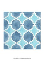 Watercolor Tile VII Fine Art Print
