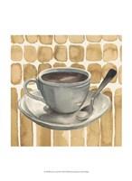 Cafe au Lait II Fine Art Print