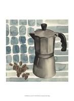 "Cafe au Lait IV by Grace Popp - 10"" x 13"""