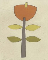 Simple Stems V Fine Art Print