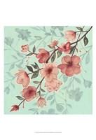 "Cherry Blossom Shadows II by Grace Popp - 13"" x 19"""