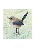"""Little Bird III by Grace Popp - 10"""" x 13"""""""