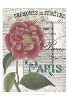 """Musical Paris III by Jennifer Goldberger - 13"""" x 19"""""""