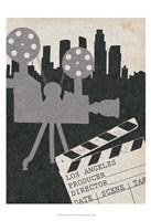"Vintage Film I by Grace Popp - 13"" x 19"""