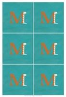 "Lucien's M 6-Up by Chariklia Zarris - 13"" x 19"", FulcrumGallery.com brand"