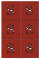 "Lucien's S 6-Up by Chariklia Zarris - 13"" x 19"", FulcrumGallery.com brand"
