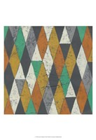 Lucien's Pattern I Fine Art Print