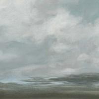 Cloud Mist II Framed Print