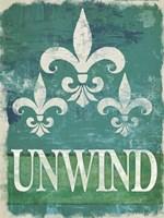Renew - Unwind II Framed Print