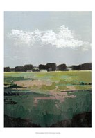 """Glowing Pasture I by Grace Popp - 13"""" x 19"""""""