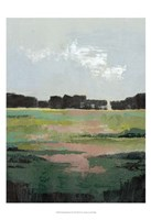 "Glowing Pasture II by Grace Popp - 13"" x 19"""