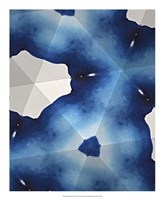 "Indigo Daydream III by Renee Stramel - 18"" x 22"""